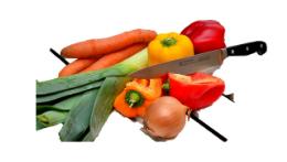 Natriumarme und fettarme Ernährung